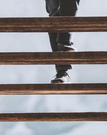 trap lopen
