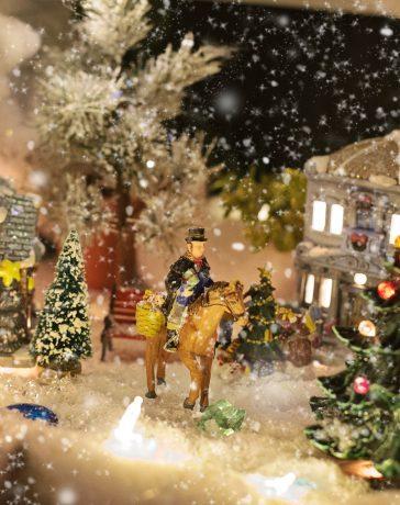 Kerstdorpen