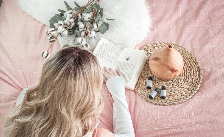 Aromatherapie voor inspiratie