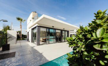 Tuin ideeën voor luxe woningen
